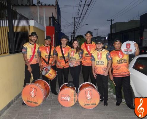 Equipe - Bateria de Escola de Samba