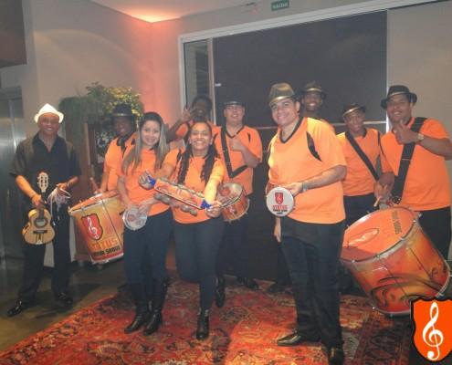 Ritmistas - Bateria Samba Show