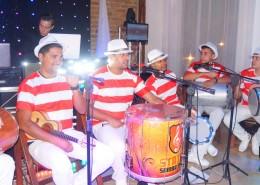 Festa de Casamento com Roda de Samba