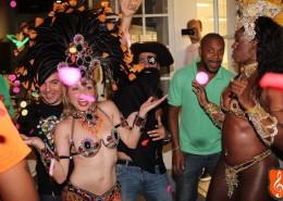Eventos Corporativos - Status Samba Show