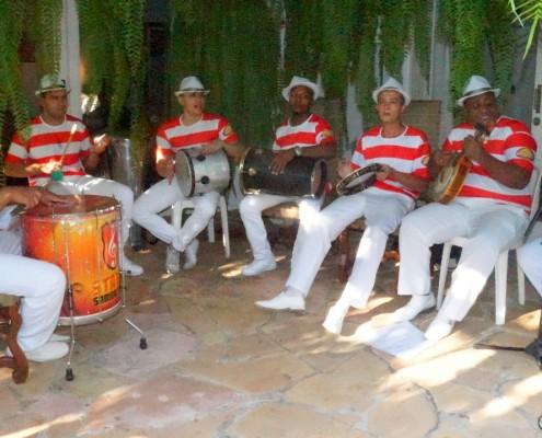 Roda de Samba Completa