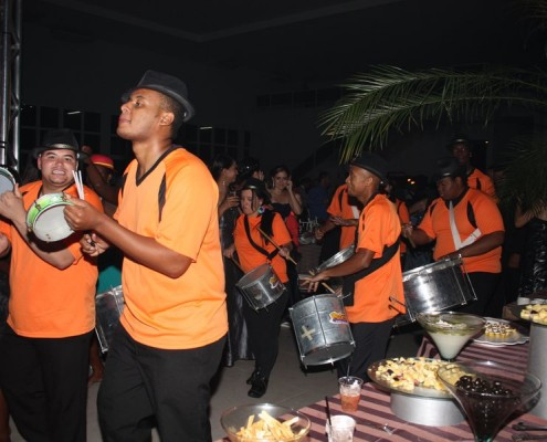 Formatura - Status Samba Show