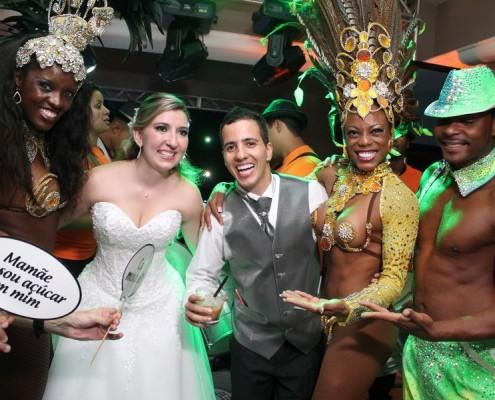 Casamento Gabriela e Thalles - Status Samba Show