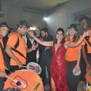 Festa de Aniversário com samba show - Rosana Franco