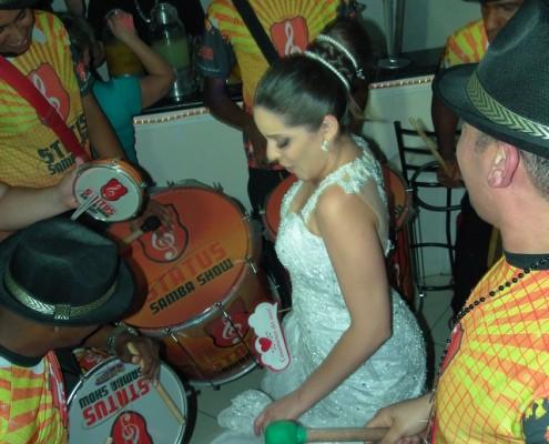 Festa Maiara - Noiva Caindo no Samba