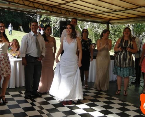 Festa de Casamento Thaisa e Rene - Convidados