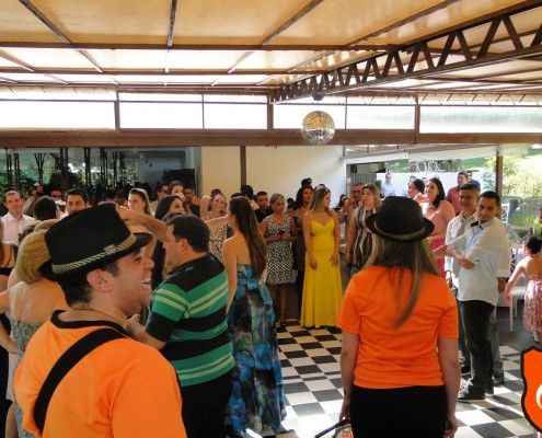 Festa de Casamento Thaisa e Rene - Bateria