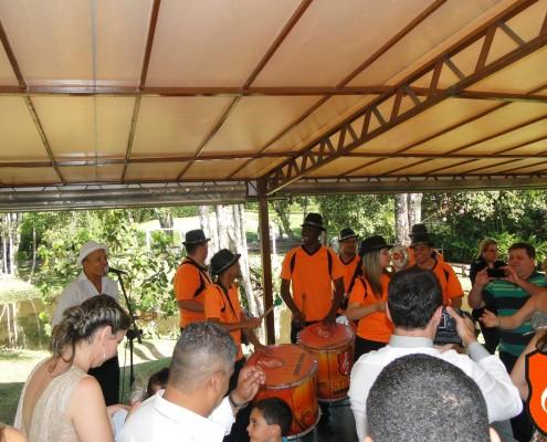 Festa de Casamento Thaisa e Rene - Bateiria 02
