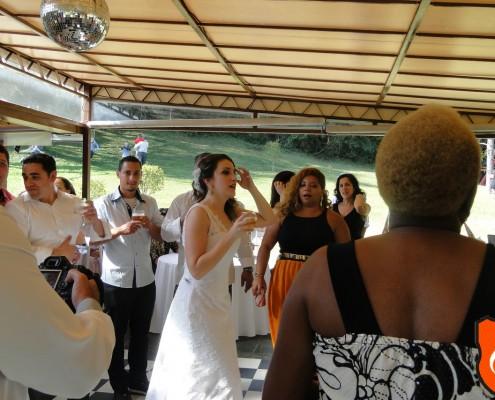 Festa de Casamento Thaisa e Rene - Noiva