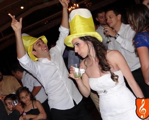 Festa de Casamento - Noivos