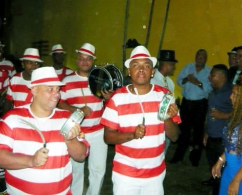 Festa de Casamento Rio de Janeiro Veronica e Vando - Bateria de Escola de Samba 002