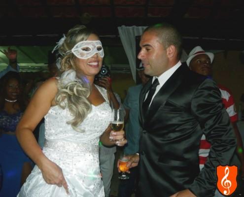 Festa de Casamento Rio de Janeiro Veronica e Vando - Bateria de Escola de Samba 003