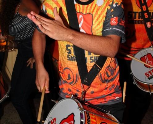 Lucas Quexo - Ritmista Status Samba Show
