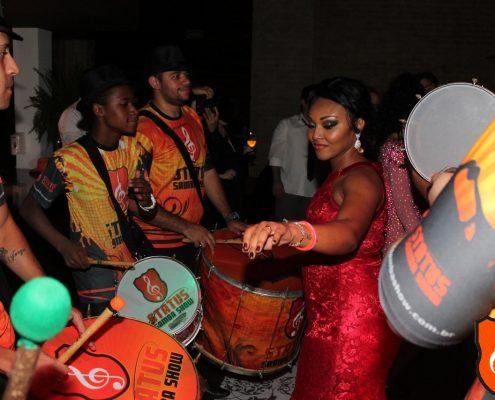 Convidados Ritmo do Samba