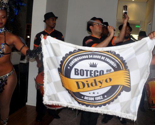 Bandeira Personalizada - Pavilhão - Boteco Didyo