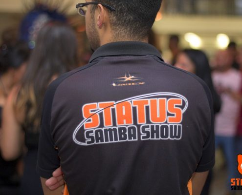 Camisa Status Samba Show Uniex