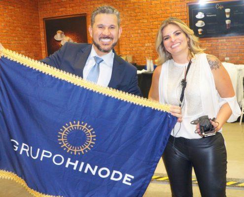 Sandro Rodrigues - Presidente Hinode
