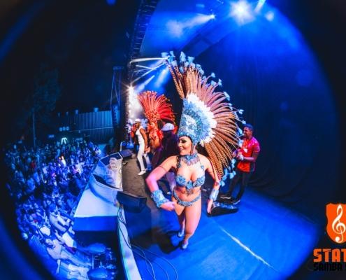 Nathany Piemonte Mulata da Status Samba Show